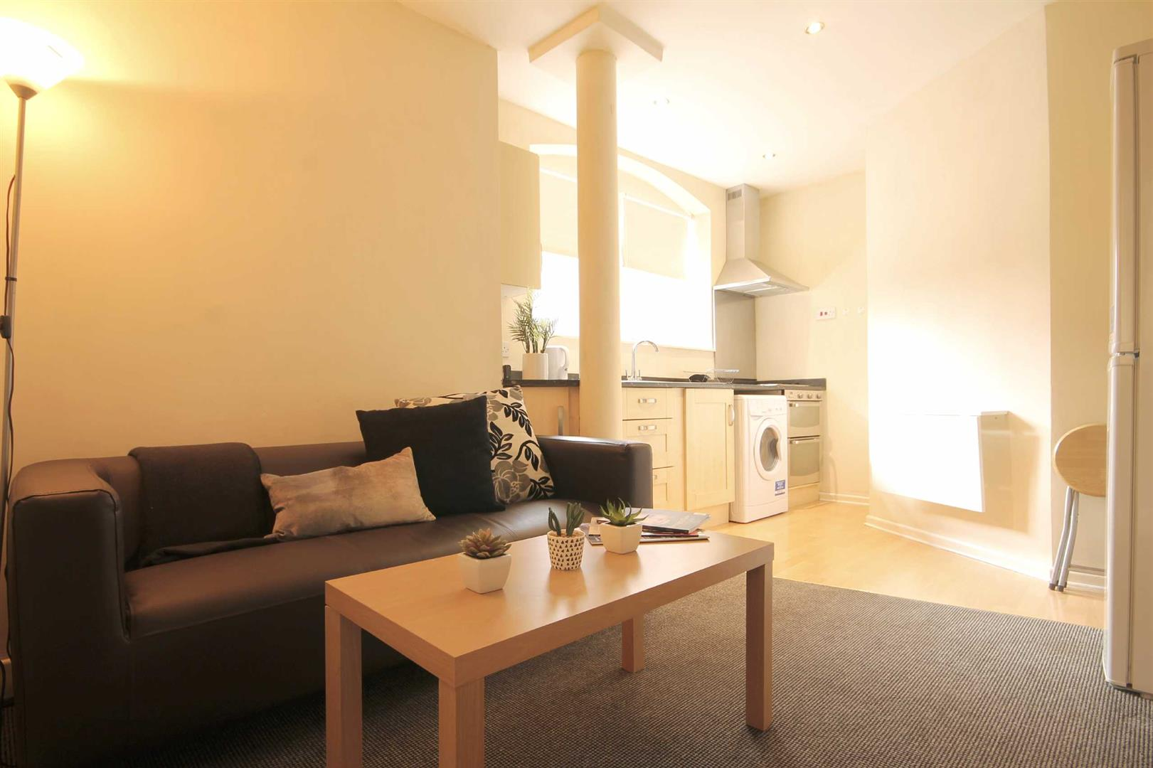 Peel House Newcastle Upon, 2 Bedrooms  Apartment ,1 Receptions ,Sold (STC)